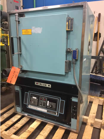 Blue M electric lab furnace