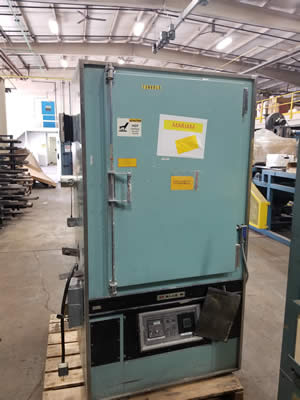 Blue M Box Lab Oven