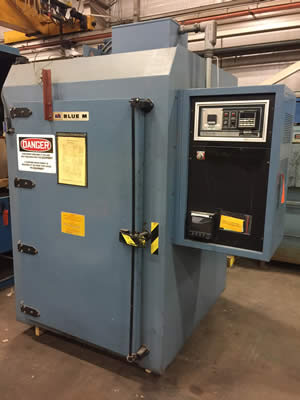 Lindberg Blue M Box Lab Furnace