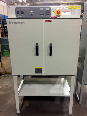 Despatch Electric Oveb