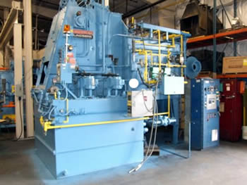 Lindberg Integral Quench Furnace