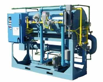 Premier Furnace Specialists 4000 CFH Exothermic Gas Generator with air-cooled gas dryer