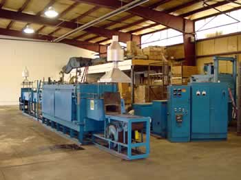 C. I. HayesMesh Belt Aluminum Brazing Furnace
